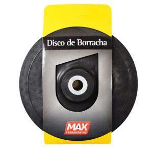 DISCO DE BORRACHA 7″ FLEXÍVEL REF. 14770 MAX