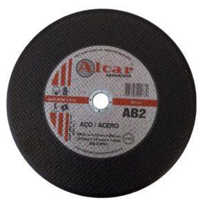 DISCO DE CORTE AB-2 ( 2 TELAS ) 304,8MM ( 12″ ) ALCAR