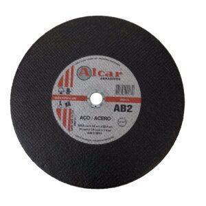 DISCO DE CORTE AB-2 ( 2 TELAS ) 355,6MM ( 14″ ) ALCAR