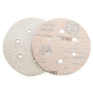 DISCO C/ VELCRO ROQUITE A275 150MM – 6″ NORTON