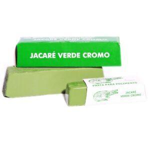MASSA DE POLIR – JACARÉ VERDE CROMO