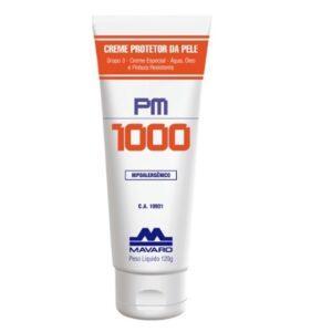 CREME PROTETOR PELE PM 1000 120G MAVARO