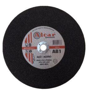 DISCO DE CORTE AB-1 ( 1 TELA ) 254MM ( 10″ ) ALCAR