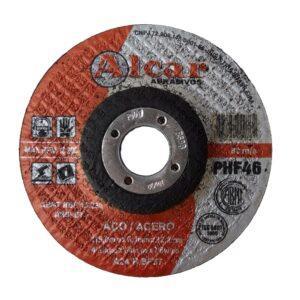DISCO DE DESBASTE PHF46 115MM ( 4 1/2″ ) ALCAR